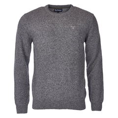 New 2020 Autumn Barbour Tisbury Sweater - Grey