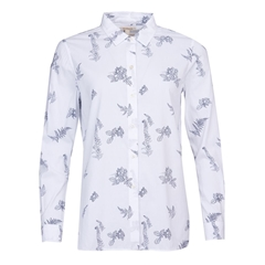 Barbour Safari Shirt - Off White