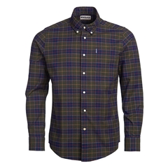 New 2020 Barbour Tartan 6 Tailored Shirt - Classic