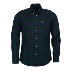Barbour Wetheram Shirt - Black Watch Tartan