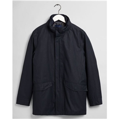 New 2020 Gant Double Jacket - Navy
