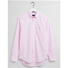 New 2020 Gant Oxford Shirt - Pink