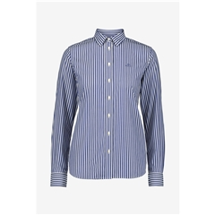 New 2020 Gant Broad Cloth Shirt - Blue