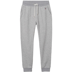 New 2020 Gant Original Sweatpants - Grey