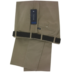 New Bruhl Cotton Trouser - Sand - Montana 184090 230