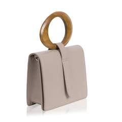 Inyati Abbey Shoulder Bag - Taupe