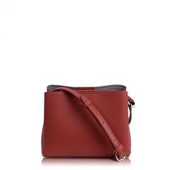 Inyati Lea Shoulder Bag - Burnt Sienna