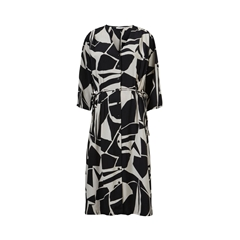 New 2020 Masai Nini Shirt Dress - Black