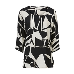 New 2020 Masai Britt Top - Black