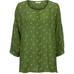 New 2020 Masai Impi Shirt - Garden Green