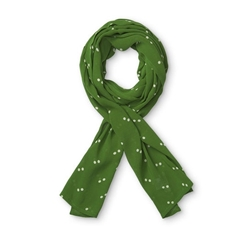 New 2020 Masai Along Scarf - Garden Green