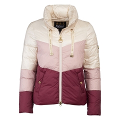 Barbour International Kendrew Quilted Jacket - Calico