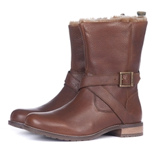 New Barbour 2020 Jennifer Boots - Brown