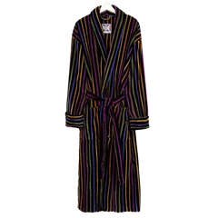 Bown Mens Mozart Dressing Gown - Multi