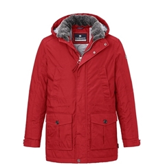 Redpoint Coat  Eric - Red