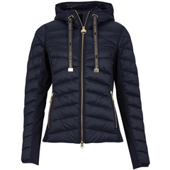Spring 2021 Barbour International Grid Jacket- Navy
