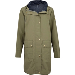 Spring 2021 Barbour International Pedal Waterproof - Army Green