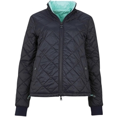 Spring 2021 Barbour Southport Reversible Quilted jacket - Navy