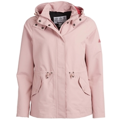 Spring 2021 Barbour Promenade Waterproof Jacket -Blusher