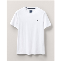 Crew Men's Classic Tee T-Shirt - Optic White