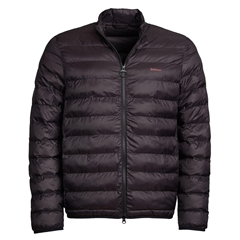 Spring Barbour 2021 Men's Penton Quilt - Black