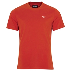 Spring Barbour 2021 Men's Sports Tee - Paprika