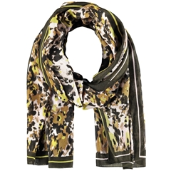 Gerry Weber Patterned Scarf - Khaki