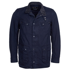 Barbour 2021 Men's International Wash Duke Jacket - Navy