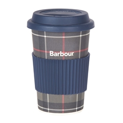 Barbour 2021 Tartan Travel Mug - Classic