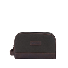 Barbour 2021 Grab Handle Washbag - Olive