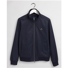 New 2021 Gant Hampshire Jacket - Evening Blue