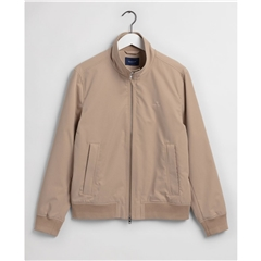 New 2021 Gant Hampshire Jacket - Dark Khaki