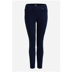 Oui Skinny Jeggings - Raw Denim