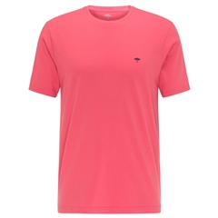New 2021 Fynch Hatton Cotton T-Shirt - Hibiscus