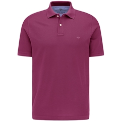 New 2021 Fynch Hatton Cotton Polo Shirt - Crocus