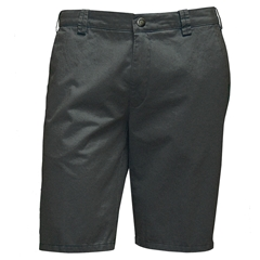 New 2021 Summer Meyer Linen Shorts - Graphite - Palma B 3131 36
