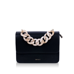 Inyati Amber Shoulder Bag - Black