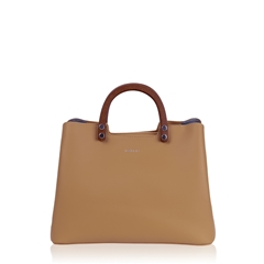 Inyati Inita Top Handle Bag - Camel