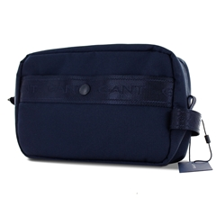 New 2021 Gant Sports Wash Bag - Navy