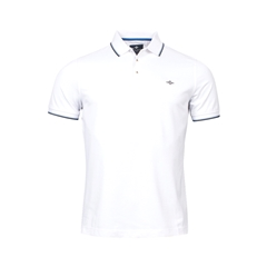 New 2021 Giordano Genuine Quality Polo Shirt -  White