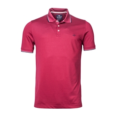 New 2021 Giordano Genuine Quality Polo Shirt -  Red