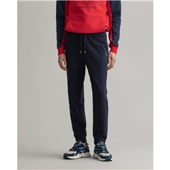 New 2021 Gant Original Sweat Pants - Evening Blue