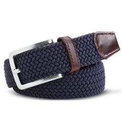 Meyer Stretch Band  Belt - Navy