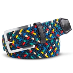 Meyer Handmade Stretch Band  Belt - Multi
