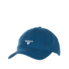 New 2021 Barbour  Cotton Sports Cap - Teal