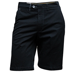 Bruhl Cotton Shorts - Navy - Venice 182609 680