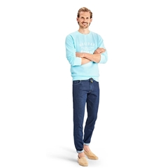 Meyer MMX Light Denim Slim Fit Jeans - Stone Blue - Phoenix 7096 17