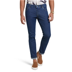 M5 By Meyer Light Denim Super Stretch Jean - Blue Stone 6246 17