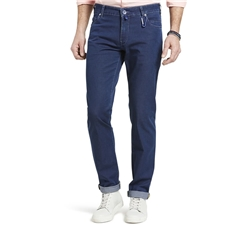 M5 By Meyer Super Stretch Ultra Light Jeans - Medium Stone Blue 6219 17