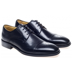 Steptronic Lace Up Shoes - Norman - Black